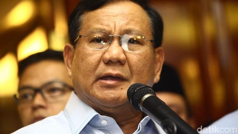 PAN Klaim Prabowo Tak Tiru Trump Soal Make Indonesia Great Again