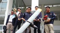 Mahasiswa ITB Juara Kompetisi Pesawat Nirawak di Turki
