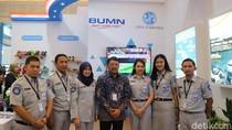 Jasa Raharja Pamerkan Cerita Sukses Mitra Binaan di IBD Expo 2018