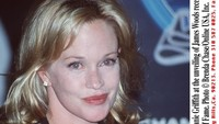 Melanie Griffifth disebut memiliki kecantikan alami pada tahun 80an.Brenda Chase/Online USA, Inc.