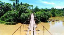 Kampung Mosso di Batas RI-PNG: Ditinggal, Dibakar, dan Dibangun