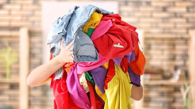 Ilustrasi pakaian (iStock)