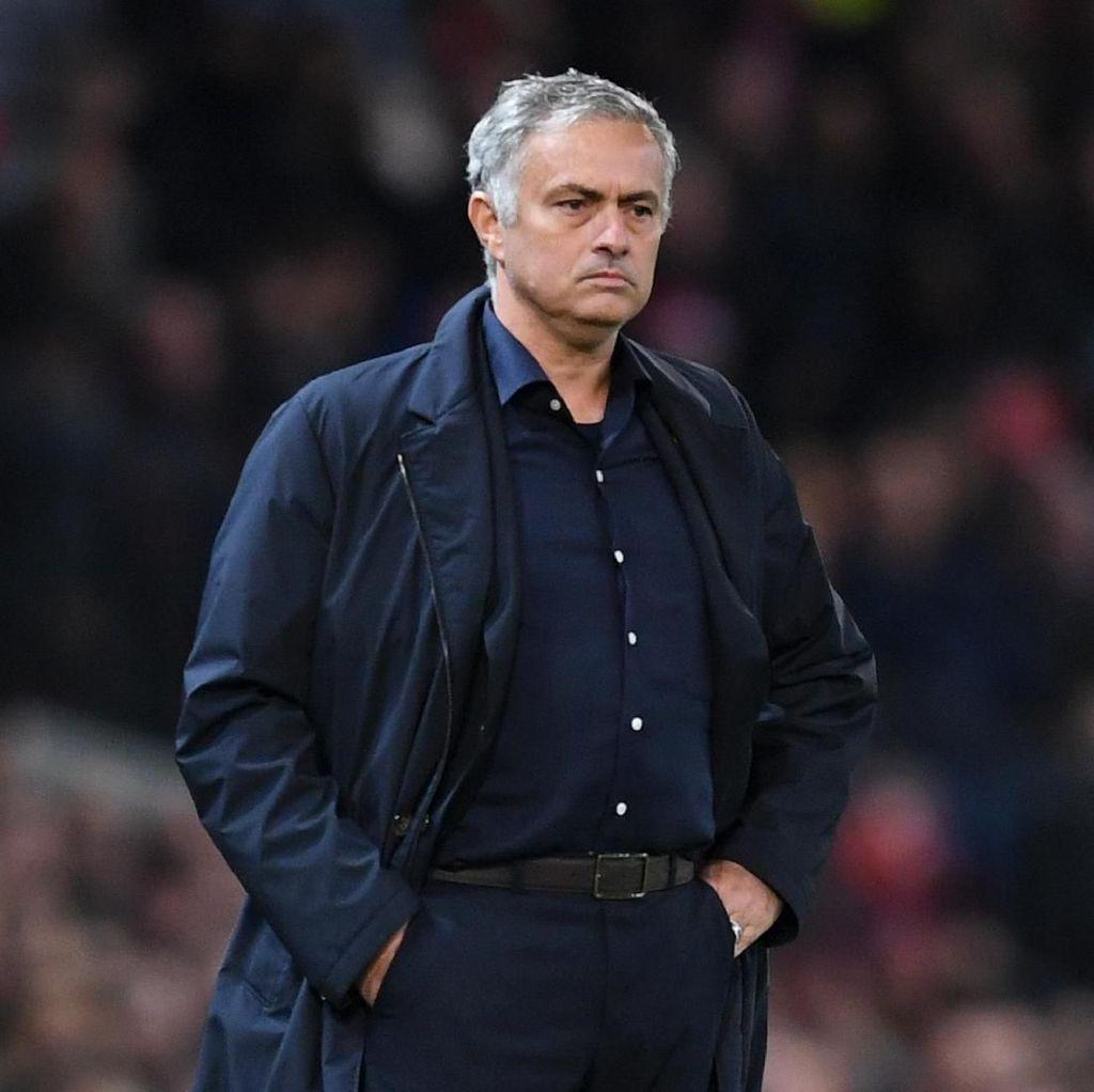 Mourinho, Tertarik Kembali ke Madrid?