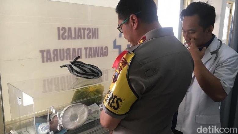 SPG yang Buang Bayinya dari Lantai 3 di Magelang Jalani Tes Kejiwaan