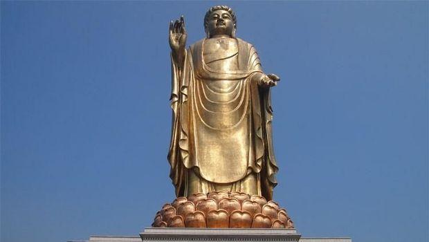 7 Patung Tembaga Tertinggi di Dunia, Ada dari Indonesia Lho!