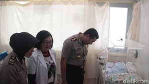 Polisi Periksa Mantan Pacar SPG yang Buang Bayi dari Lantai 3