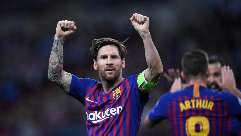 Lionel Messi Jumpa Lawan Favoritnya di La Liga