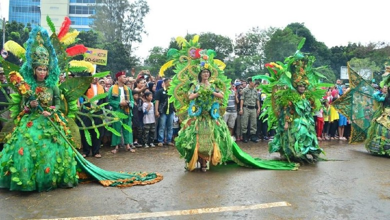 Ilustrasi Festival Seni Budaya Jawa Barat 2017 (dok Disbudpar Kota Bekasi)