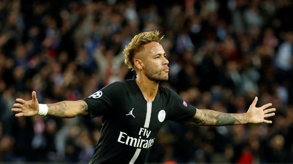Rumor Transfer: Neymar Sepakat ke Barcelona dengan Pengurangan Gaji