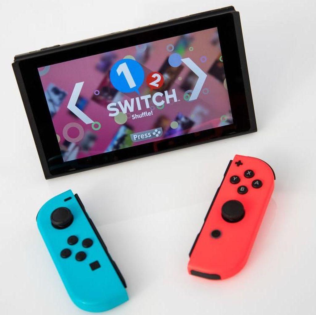 Versi Baru Nintendo Switch Rilis Tahun Depan?