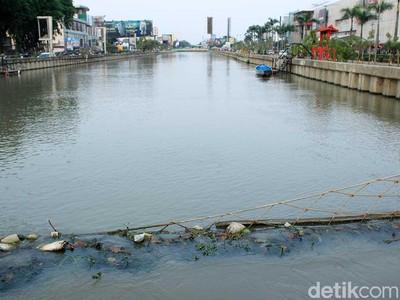 Foto: Menanti Kali Malang Seindah Korea