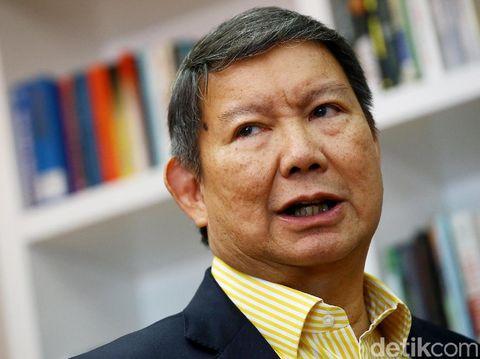 Direktur Media dan Komunikasi BPN Prabowo, Hashim Djojohadikusumo.