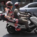 Marc Marquez Tidak Alergi Naik Motor Yamaha, Ini Buktinya