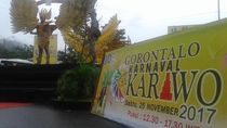 Fokus Gempa Palu, Festival Karawo Gorontalo 2018 Ditunda