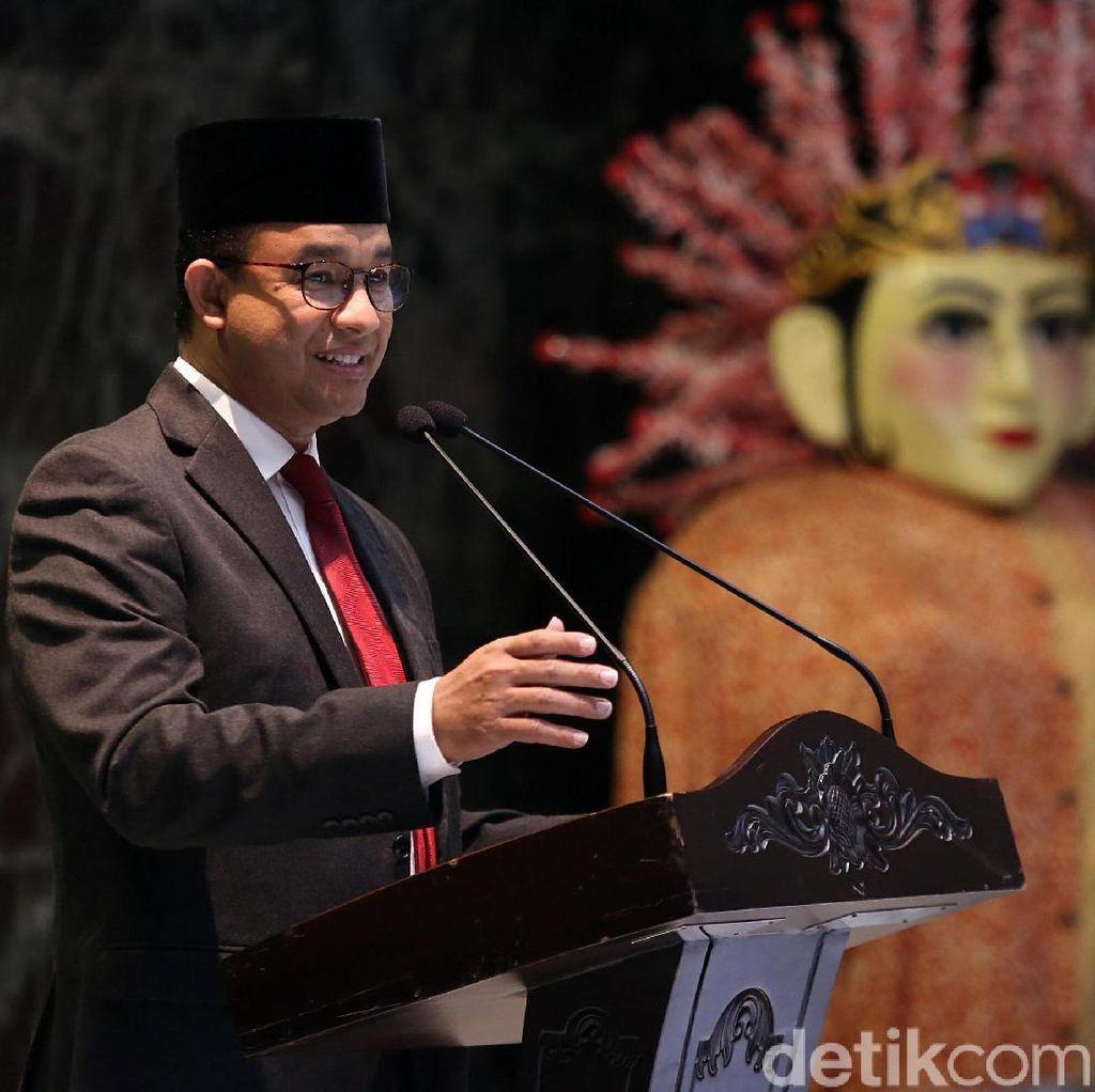 Anies Kaji Usul Lapangan Tembak Dekat Gedung DPR Dipindah
