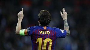 Akan Ada Trofi Lionel Messi di La Liga?