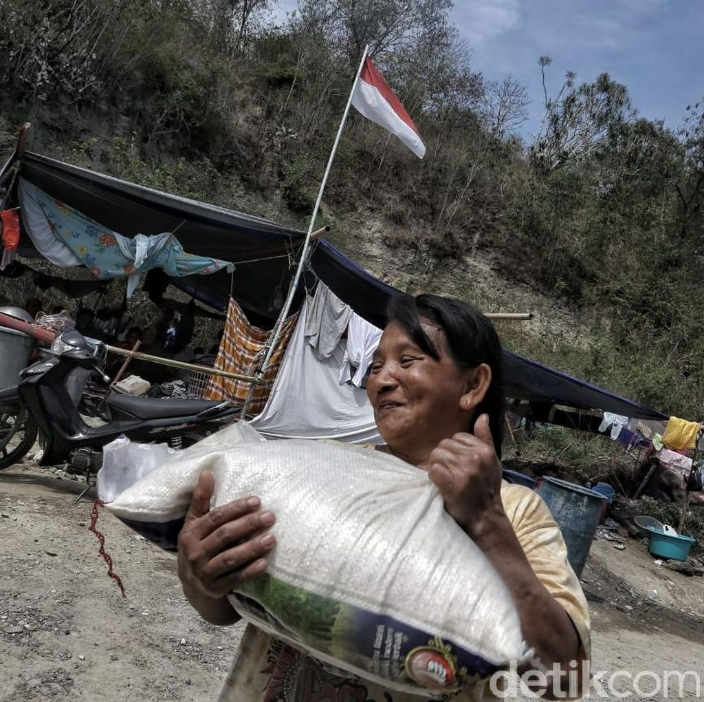 Jeritan Hati Pengungsi di Kota Palu