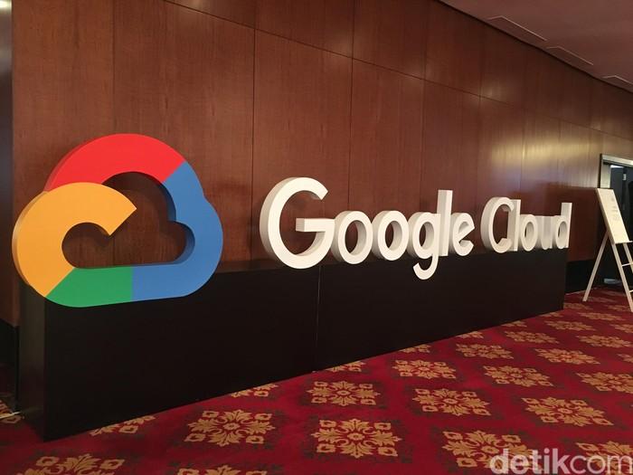 Google Cloud. Foto: Agus Tri Haryanto/inet