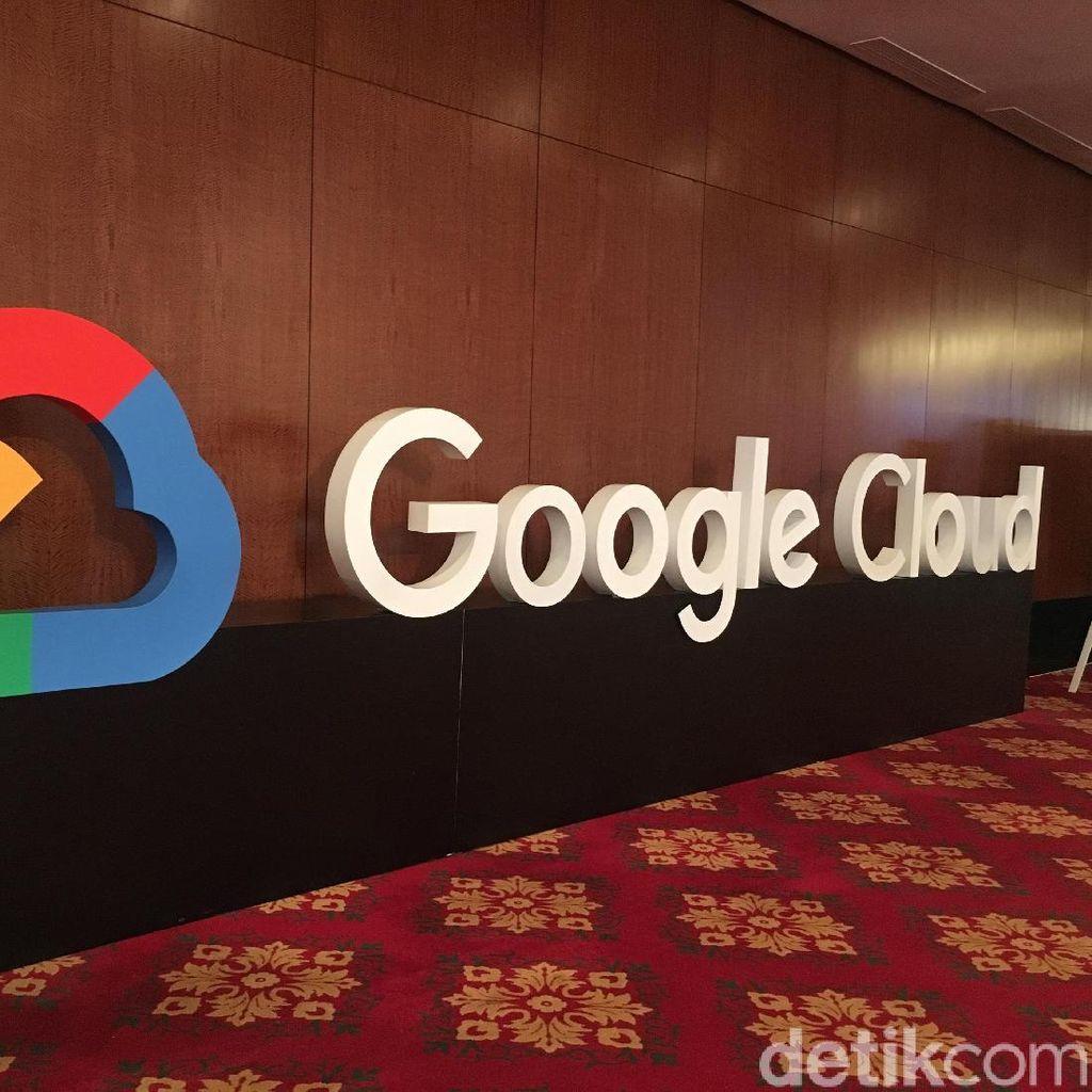 Google Tak Ikut Tender Cloud Dephan AS