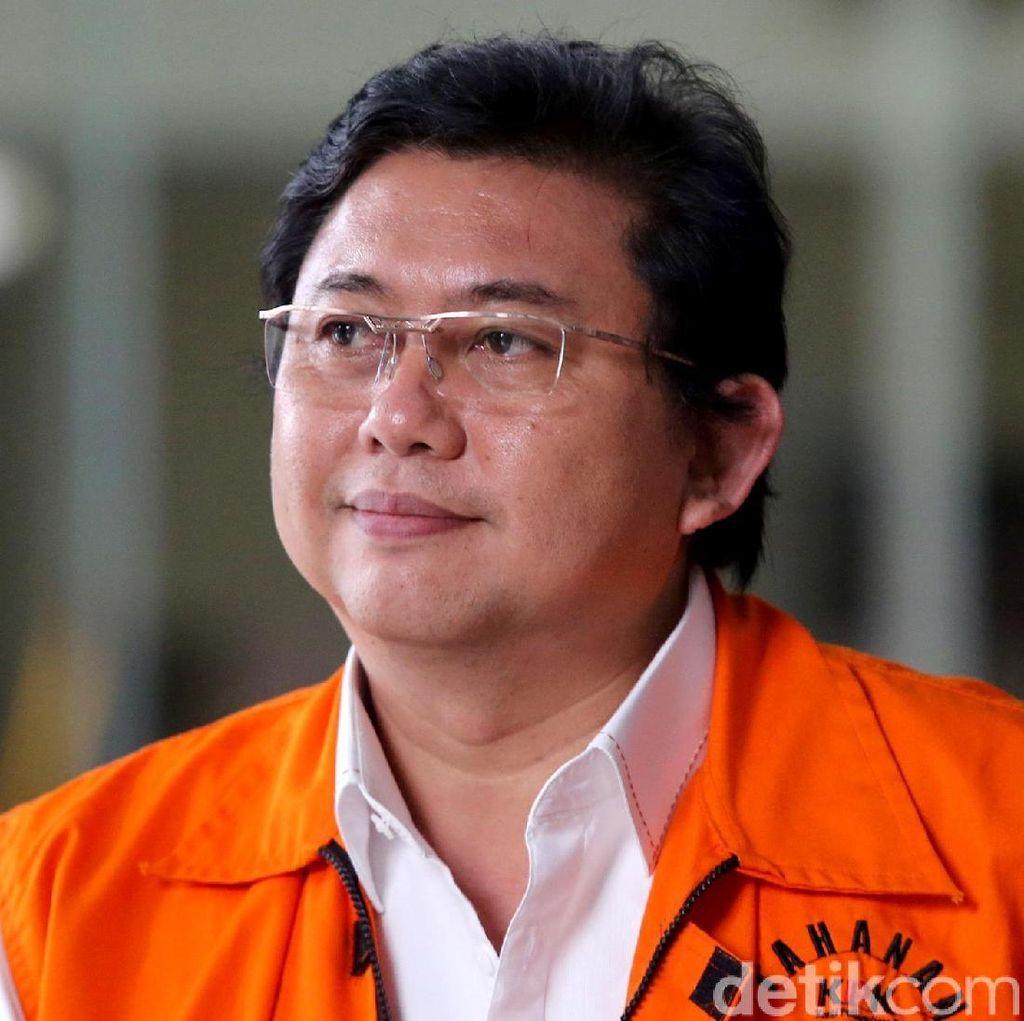 Lucas Ajukan Praperadilan Kasus Merintangi Penyidikan Eddy Sindoro