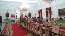 Jokowi Terima Laporan Pemeriksaan BPK Semester I, Ini Isinya