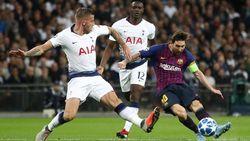 Meski Tanpa Messi, Barcelona Tetap Mengerikan untuk Tottenham
