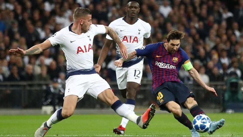 Bidik Kemenangan di Camp Nou, Spurs Kerahkan 200% Kemampuan
