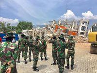 Prabowo Ingin Tentara Diperkuat untuk Hadapi Bencana