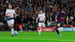 Kalau Messi Sudah Menggila, Tottenham Bisa Apa