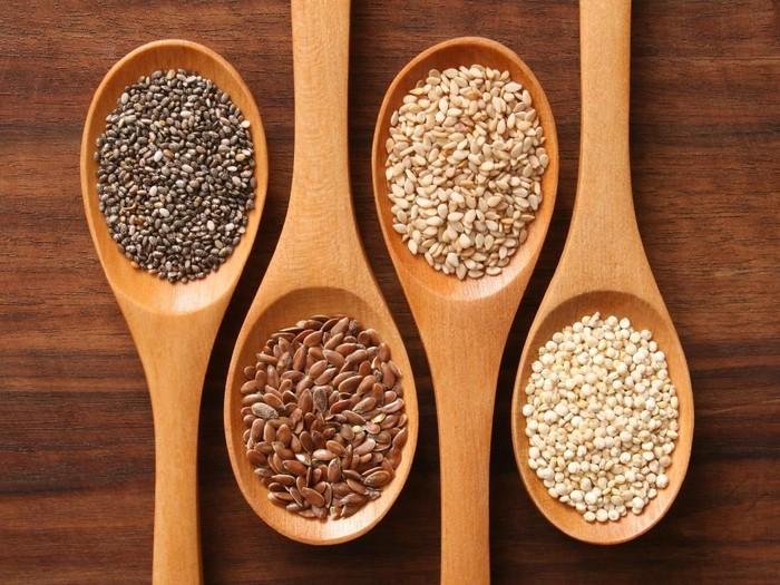 Ada beberapa jenis makanan yang bisa menjadi opsi pengganti nasi. (Foto: iStock)