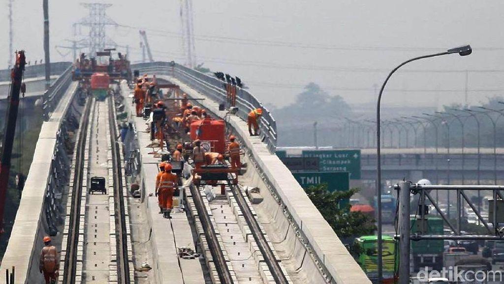 Sebut LRT Jabodebek Mahal, JK: Bukan Asal Kritik, Saya Kasih Solusi