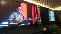 Di Depan Istri-istri PNS, Sri Mulyani Bicara Bujet Rp 550 Triliun