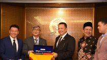 Bamsoet Senang DPR RI Jadi Tempat Rujukan Parlemen Malaysia