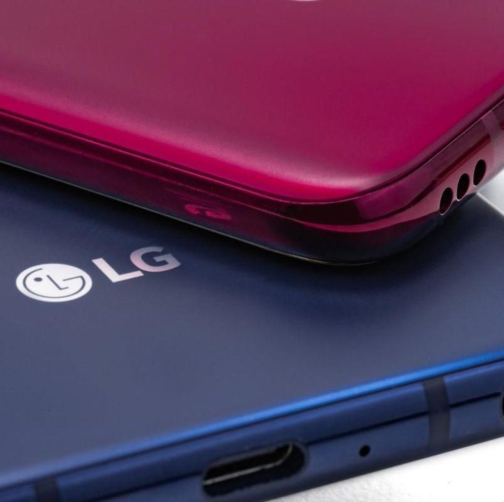 LG G8 ThinQ Bakal Punya Dua Layar dan Touchless
