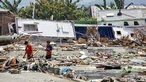 25 Alat Berat Dikerahkan untuk Evakuasi Korban Gempa Sulteng