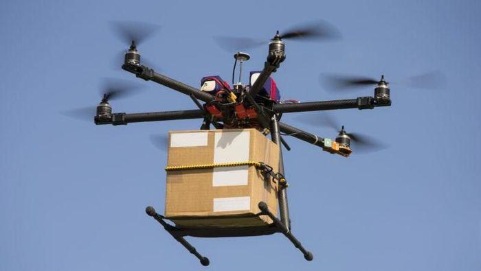 Ilustrasi drone. Foto: Istimewa