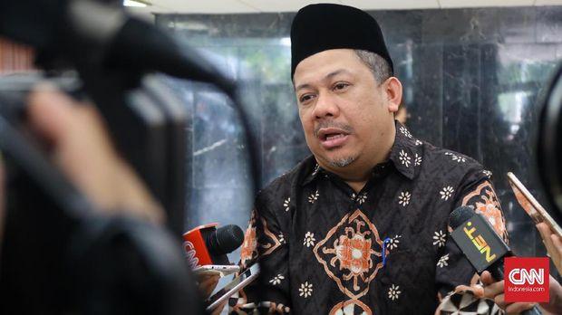 Wakil Ketua DPR Fahri Hamzah memenangkan gugatan terhadap PKS.