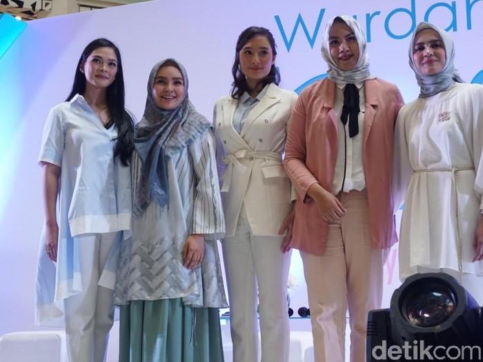 Mesty Ariotedjo, Ria Miranda hingga Tatjana Saphira siap meriahkan Wardah Days. Foto: Alissa Safera/Wolipop