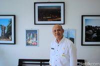 Kadisparbud Kota Bekasi, Ahmad Zarkasih (Randy/detikTravel)