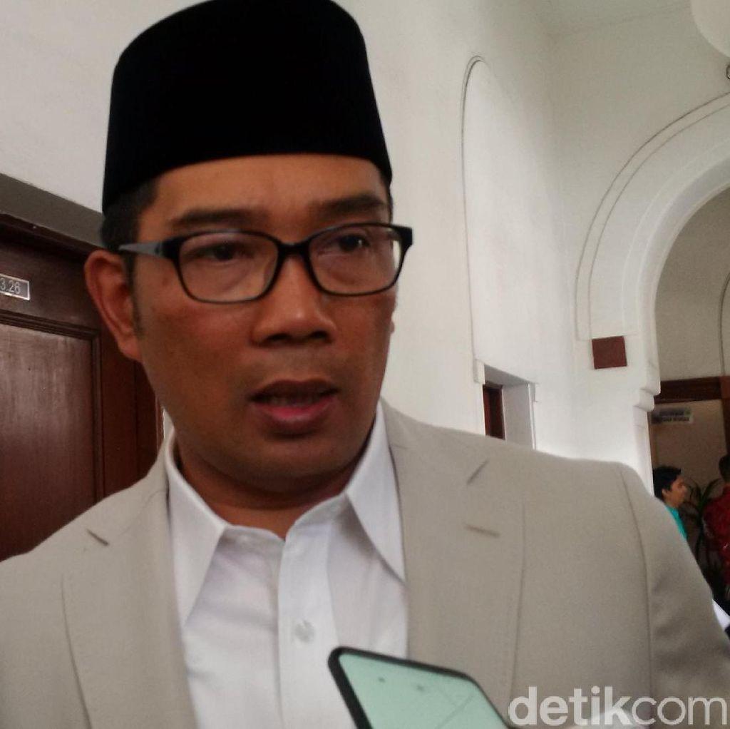 Pembakaran Bendera Kalimat Tauhid, Ridwan Kamil: Jaga Kondusifitas