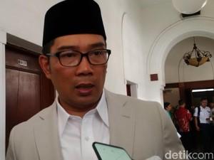 Polemik Sekda Bandung, Ridwan Kamil: No Comment