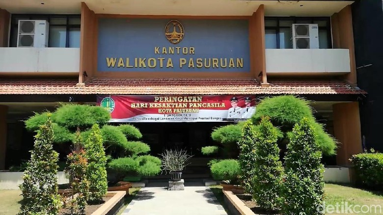 Saat KPK Beraksi di Kota Pasuruan, OTT Wali Kota dan 3 Lainnya