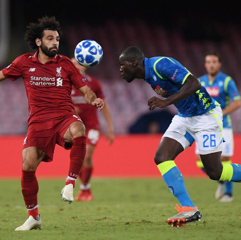 Misi Berlipat-lipat Liverpool atas Napoli: Penebusan, Jaga Rekor, dan Lolos
