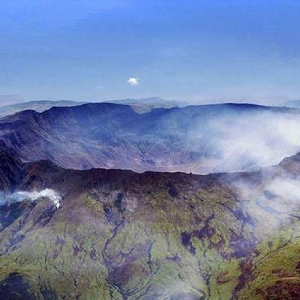 Letusan Tambora yang Bersejarah dan Potensi Wisatanya