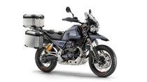 Akhirnya Moto Guzzi Bikin Motor Petualang, Ini Bentuknya