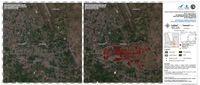 Amblesan Tanah akibat Gempa di Palu dan Sigi Dilihat dari Antariksa