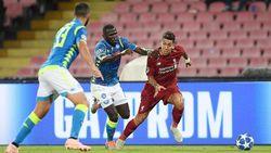 Napoli Bikin Liverpool Tak Berdaya di San Paolo, Bagaimana di Anfield?