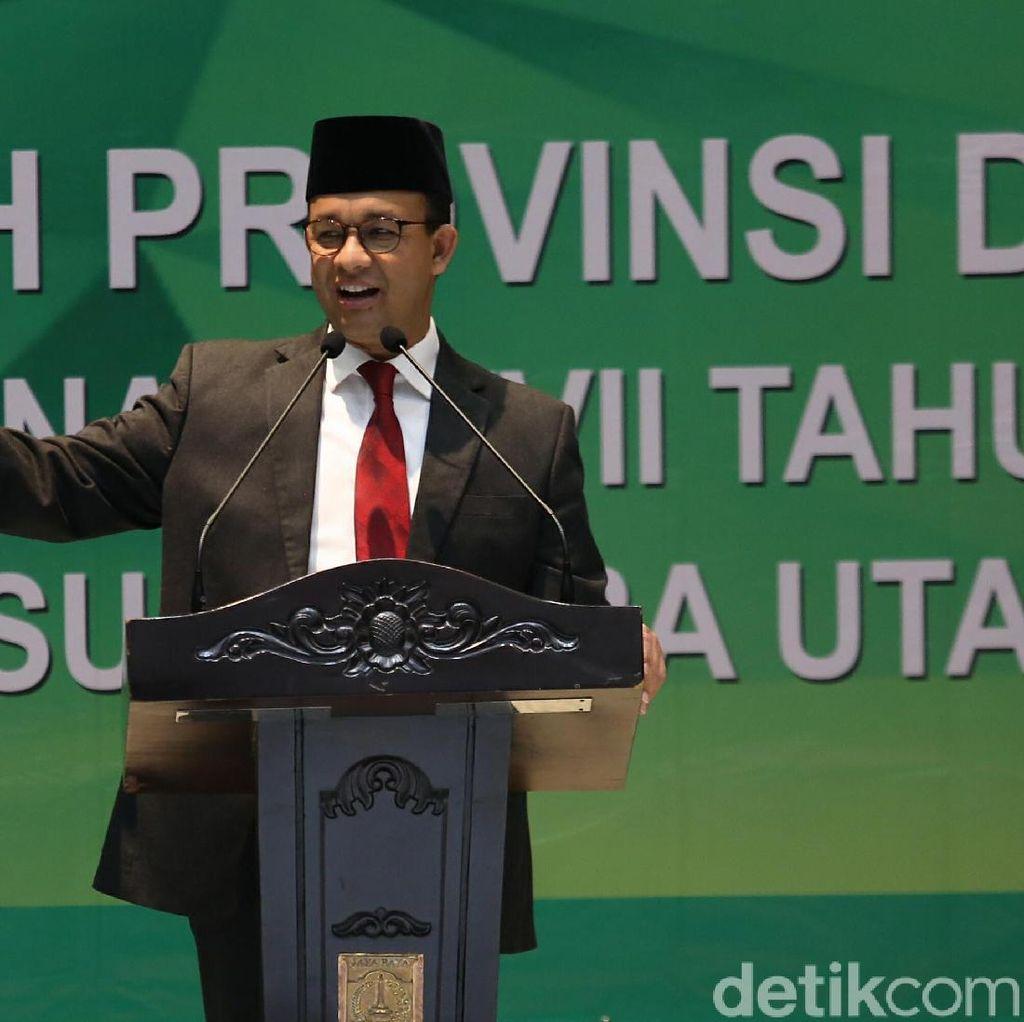 Guru Nelty Belum Terbukti Doktrin Anti-Jokowi, Ini Kata Anies