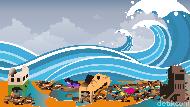 BMKG Jelaskan Panduan Evakuasi Darurat Tsunami di Masa Pandemi COVID-19