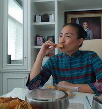 Masakan Manado Jadi Favorit Keponakan Prabowo, Rahayu Saraswati